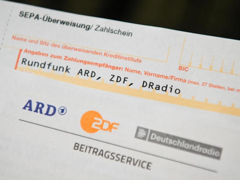 MV-Landtag stimmt über Rundfunkbeitrag ab