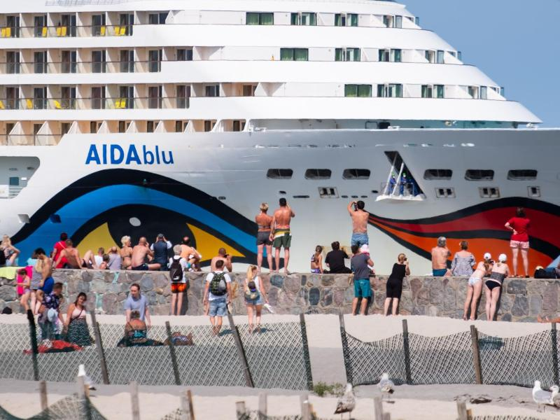 IT-Probleme: Reederei Aida sagt Silvesterkreuzfahrten ab