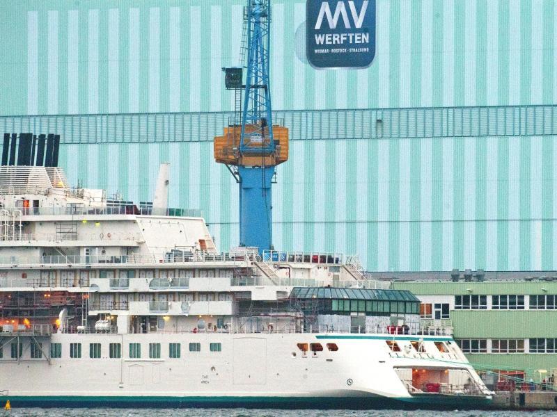 Finanzausschuss steht zu Zusage an MV-Werften