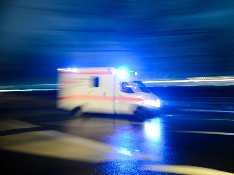 Drei Verletzte nach Autofahrt unter Drogeneinfluss