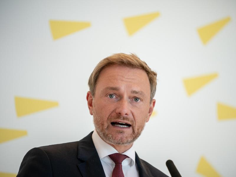 Lindner fordert Stopp für Nord Stream 2
