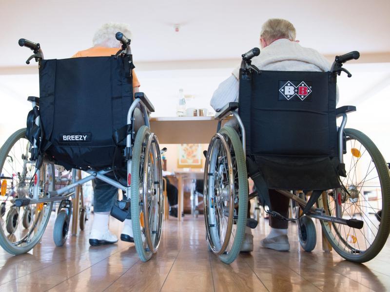Pflegeheimbewohner zahlen in MV immer höhere Eigenanteile