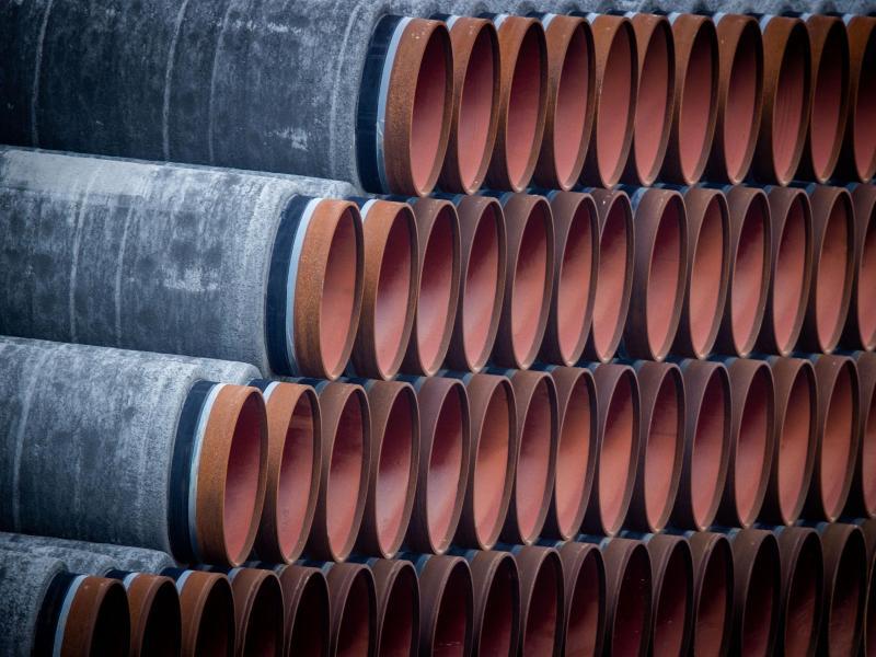 Nord Stream 2 stellt Antrag auf Sofort-Baugenehmigung