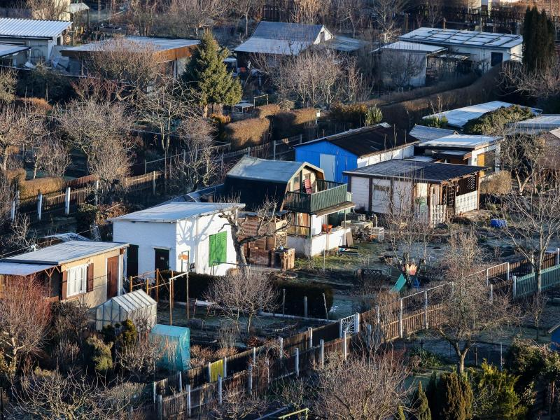 Nachfrage nach Kleingärten um ein Drittel gestiegen