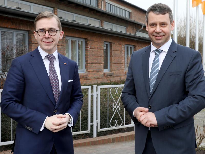 Sack und Amthor an der Spitze: CDU MV geht in den Wahlkampf
