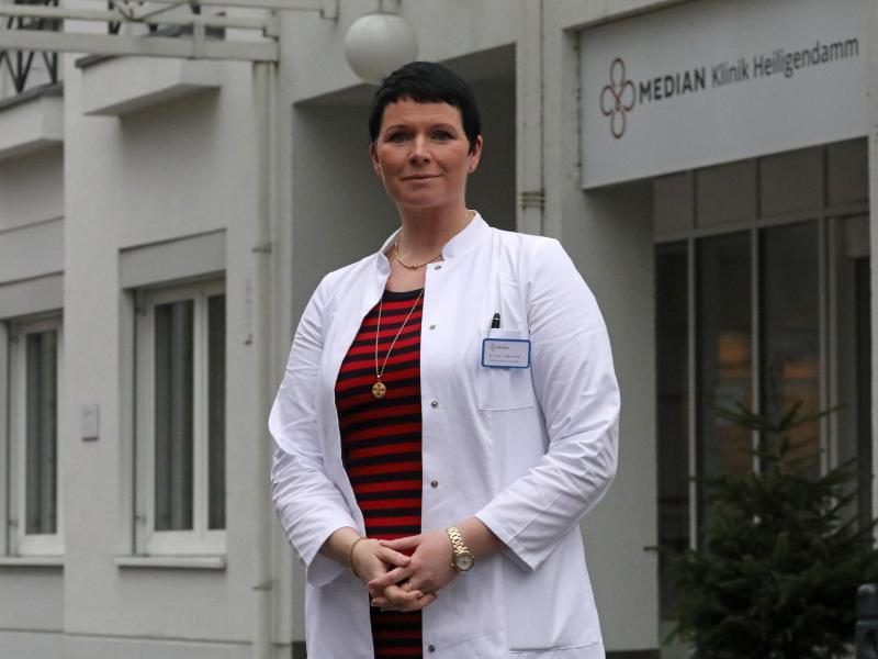 Ärztin Jördis Frommhold ist «Frau des Jahres 2021»