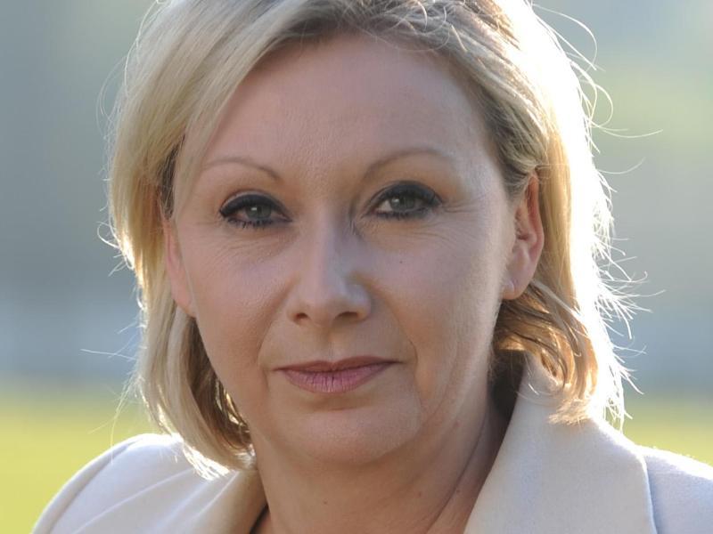 Seltsamer Tod im Flugzeug: Karin Strenz ist verstorben