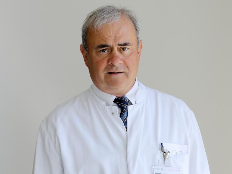 Mediziner Reisinger: Am Rostocker Pilotprojekt festhalten