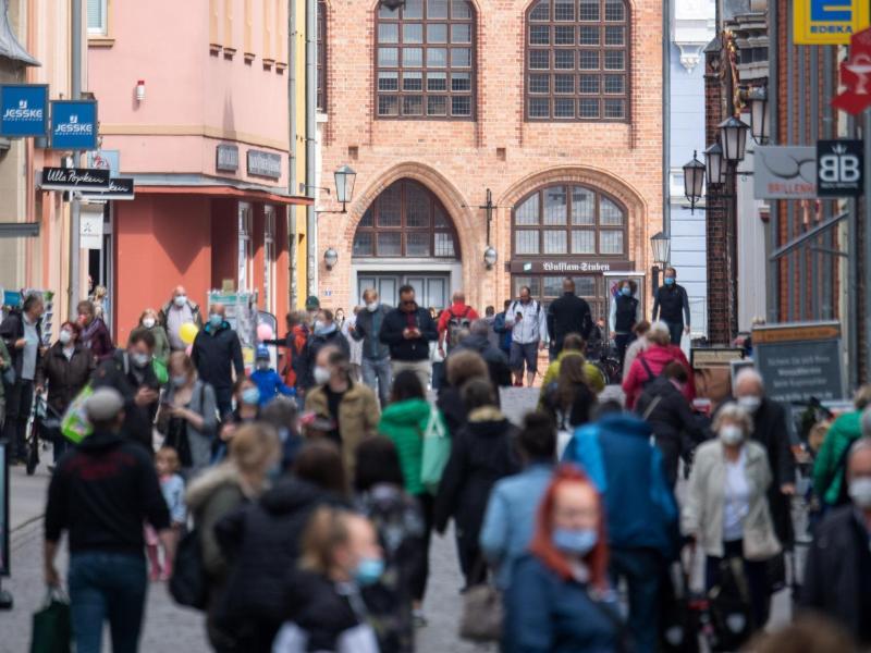 Einzelhandel in Vorpommern-Rügen offen