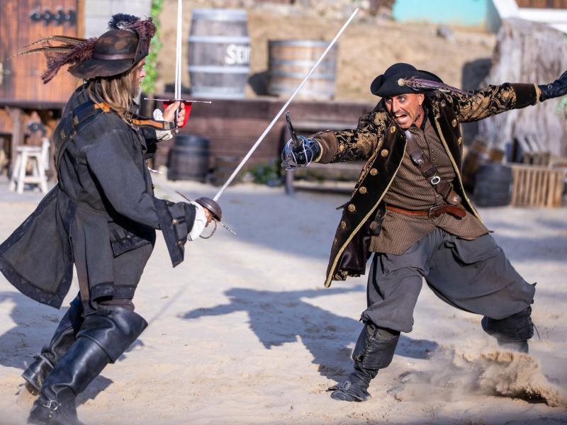 Piraten Open Air: Premiere von «Ein Königreich vor dem Wind»