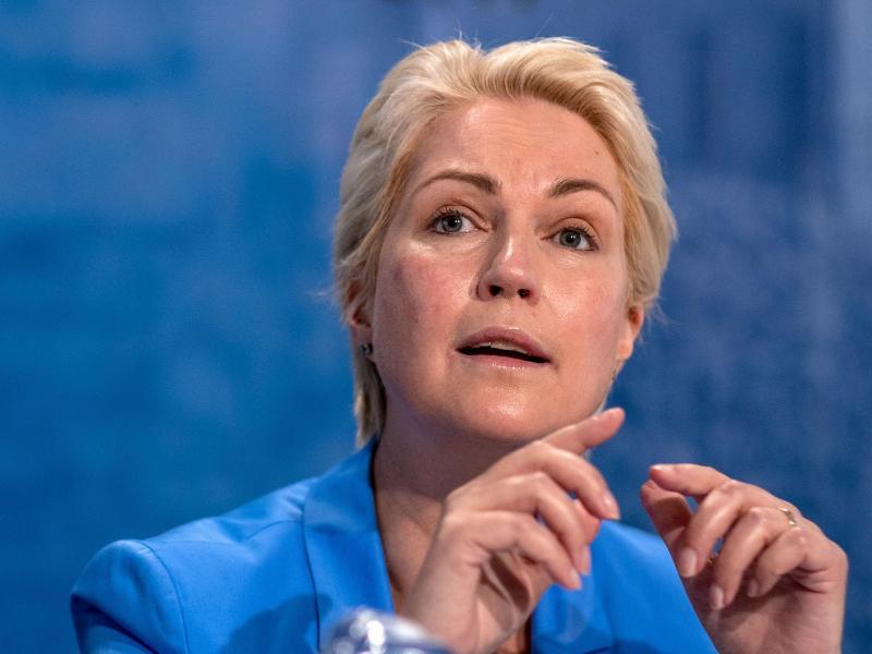 Nord Stream 2: Schwesig wettert gegen Baerbock