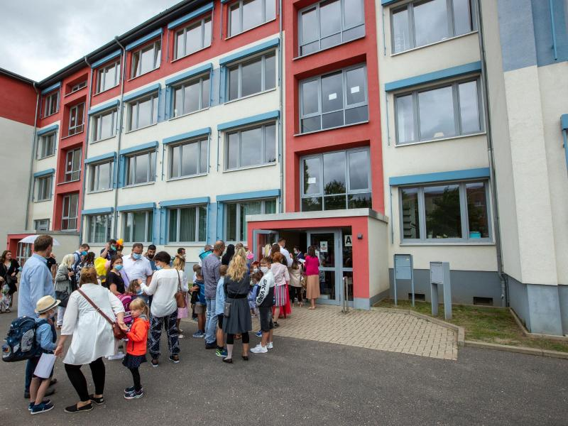 Neues Schuljahr begonnen: 2900 Schüler mehr als im Vorjahr