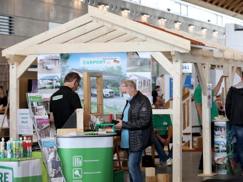 Nach langer Corona-Pause: Robau erste Fachmesse in Rostock