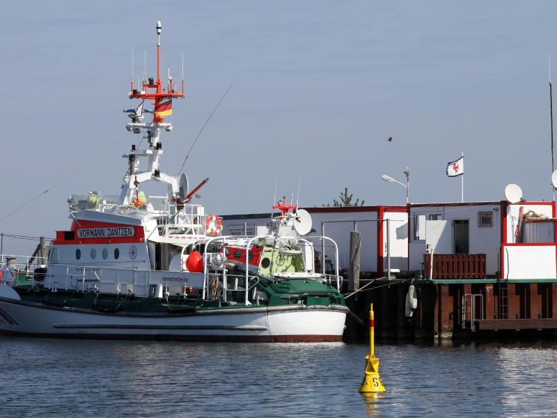 Seenotrettung: «Vormann Jantzen» außer Dienst gestellt