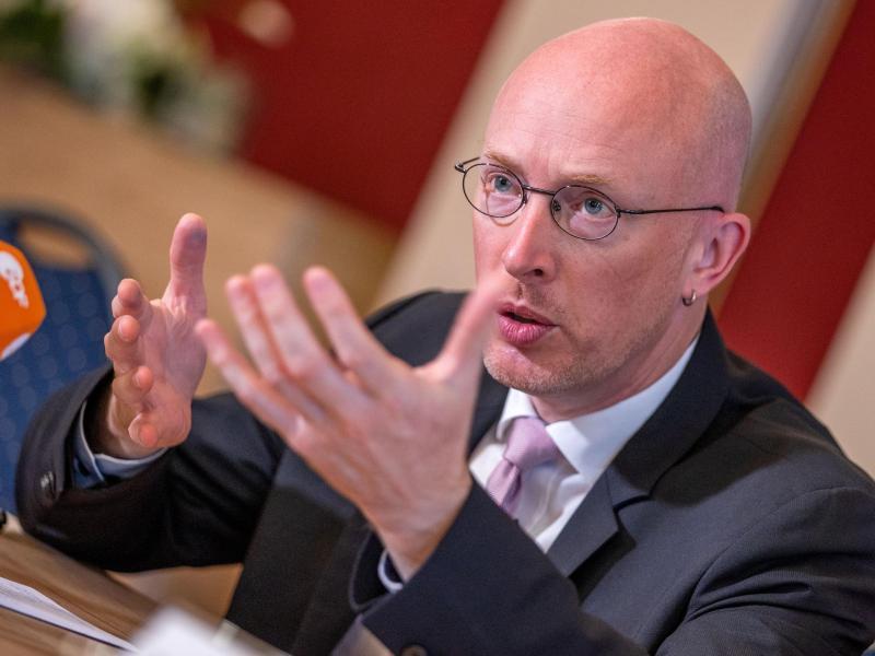 Liskow kritisiert Pegel wegen Cyberangriffen